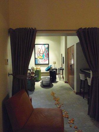 Cervantes: Livingroom