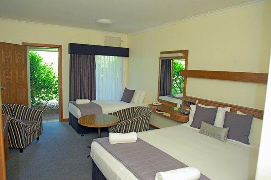 Sleepy Hill Motor Inn: Standard Twin