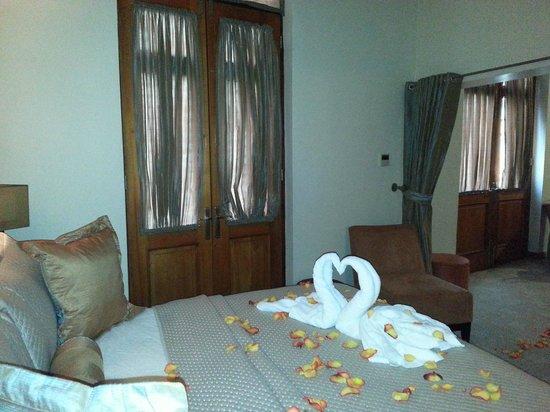 Cervantes: Bedroom