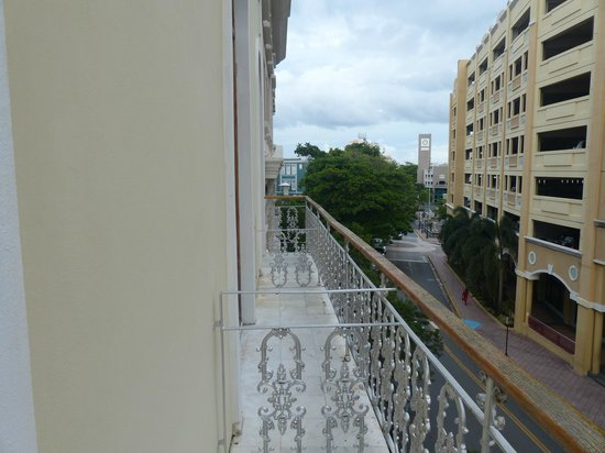 Cervantes: Suite balconies