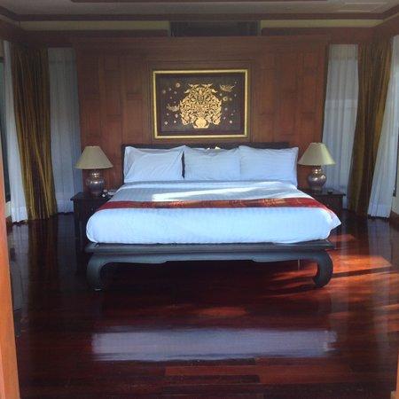 Q Signature Samui Beach Resort: Villa bedroom