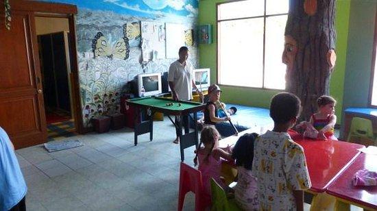 Bali Dynasty Resort Hotel: Kids club