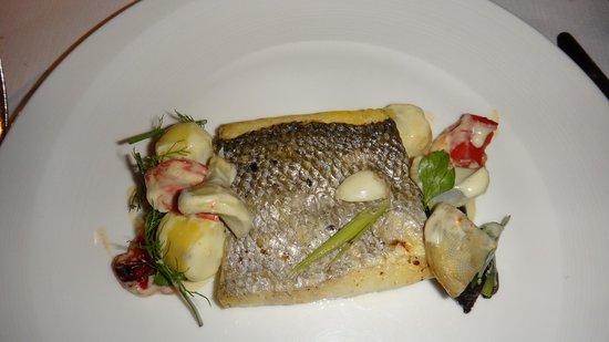 Four Seasons Istanbul at the Bosphorus : Cuisine de bonne facture