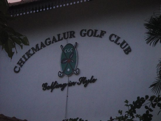 Chikmagalur Golf Club: Outer name