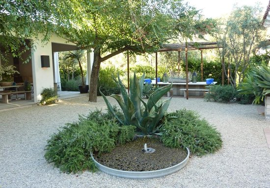 Ranch at Live Oak Malibu: The Ranch House (the Main Meeting Area)