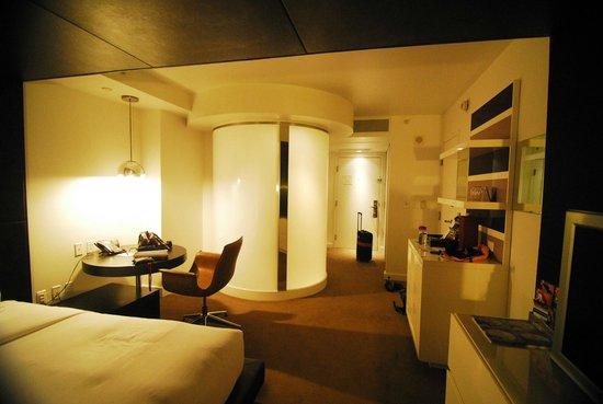 Kimpton Donovan Hotel: Modern and futuristic look