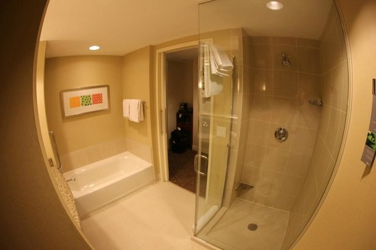 Renaissance Las Vegas Hotel : Tub and Shower