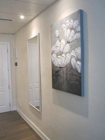 Hotel Patavium : Hallway