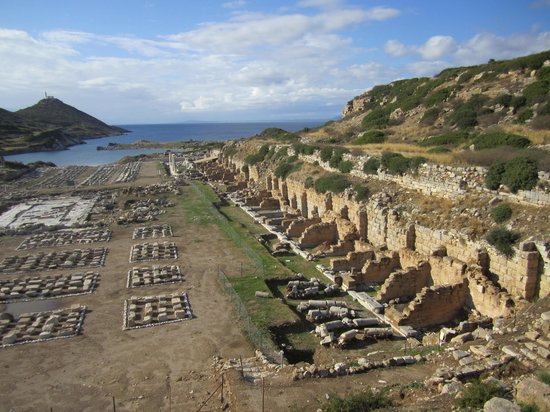 Datca Peninsula: Knidos