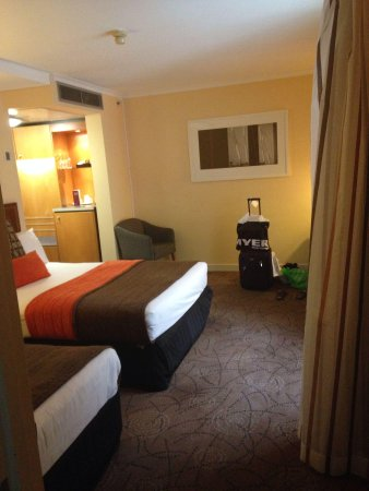 Mercure Brisbane King George Square : Tidy