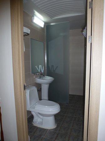 Sieoso Hotel: Bathroom