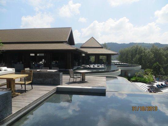 Pullman Phuket Arcadia Naithon Beach: The lobby and lounge