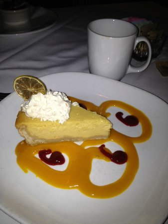 Blue Point Grille: Key Lime Pie