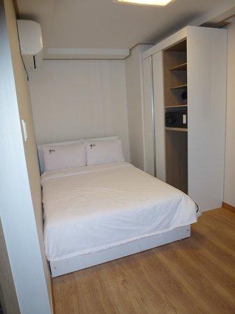 double bed picture of sieoso hotel seoul tripadvisor rh tripadvisor ie