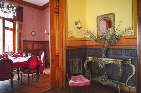 Grand Hotel Gervasoni: Столовая