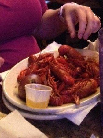 Jazz - A Louisiana Kitchen: Crawfish boil