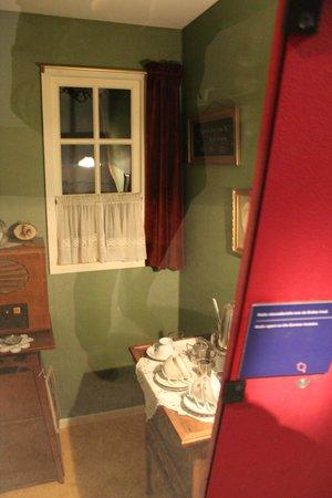 Musée de la Résistance : Display