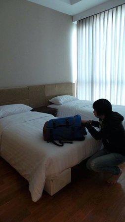 39 Boulevard Executive Residence Hotel : Room