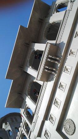 Fairmont Jaipur: Entrance