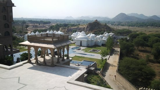 Fairmont Jaipur: View From Room