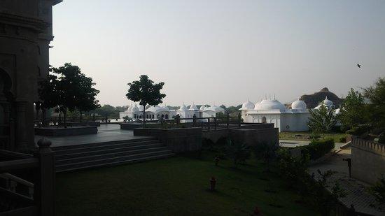Fairmont Jaipur: Patio View