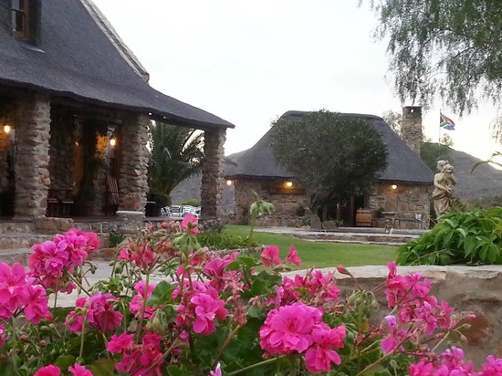 Lord's Guest Lodge-McGregor: garden