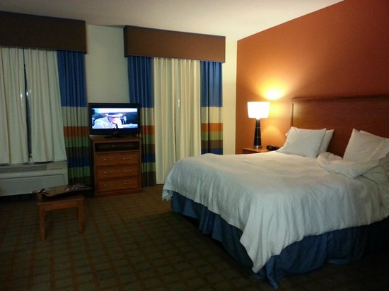 Hampton Inn & Suites Ontario: Spacious King Studio