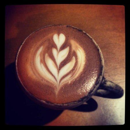 Cofetarika: latte art!