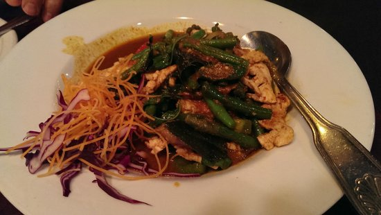Thai at Silver Spring: Jungle Love Chicken