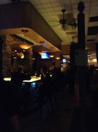 Nido Italia: Entry to the bar