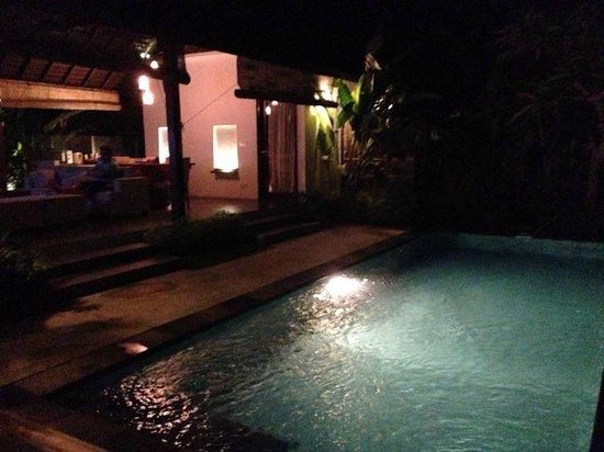 The Astari - Villa and Residence: VIlla @ Night