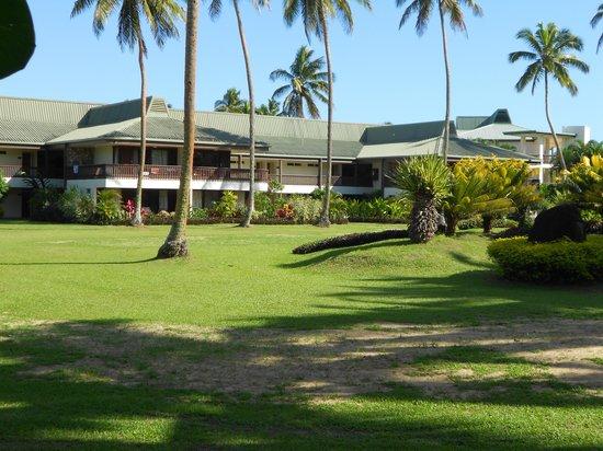 Naviti Resort: Naviti gardens