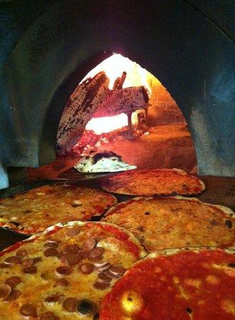 Pizza Al Volo Pizza A Casa Dal Bersagliere