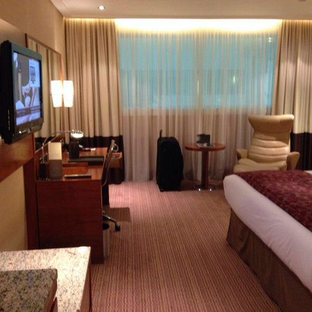 Sofitel London Heathrow : Gorgeous facilities