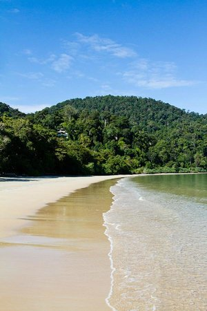 The Andaman, A Luxury Collection Resort : The beach at Datai Bay