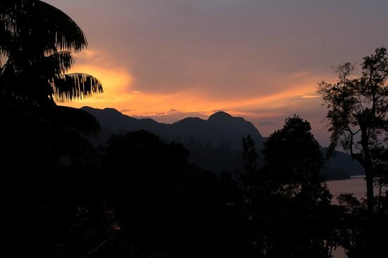 The Andaman, A Luxury Collection Resort : Another beautiful sunset