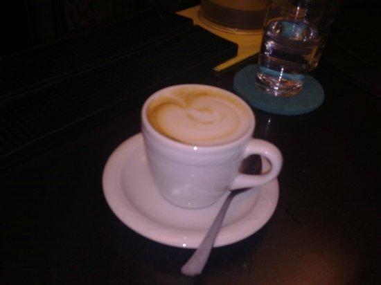 Jar: morning coffe