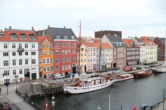 Somandshjemmet Bethel : View of Nyhavn