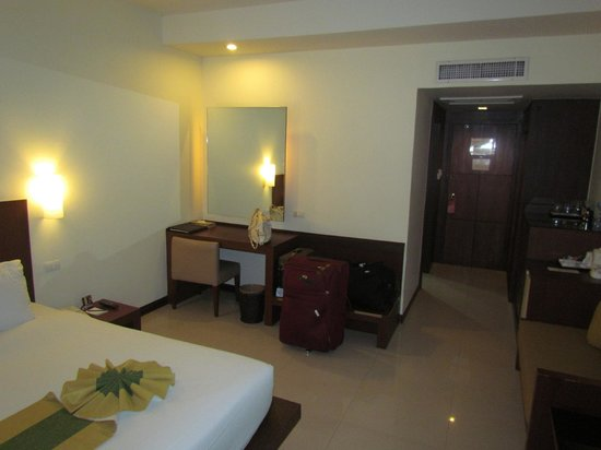 Patong Resort: Room