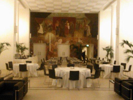 Hotel Palazzo Esedra : Sala Colazione