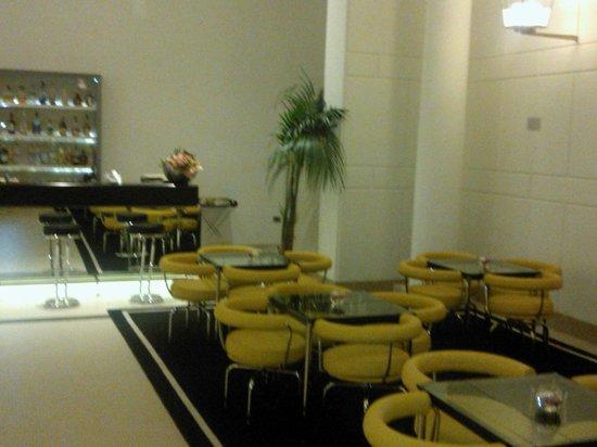 Hotel Palazzo Esedra: Bistrot