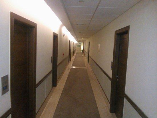 Hotel Palazzo Esedra: Corridoio