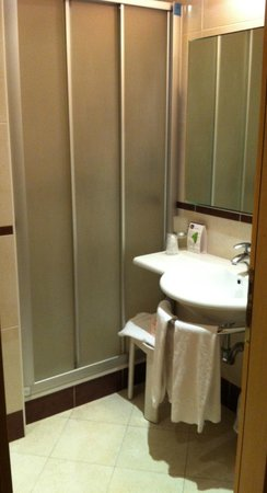 Best Western Hotel Master: ..bathroom..