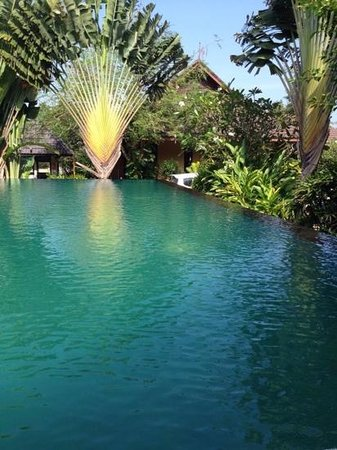 Chalicha Resort: zwembad