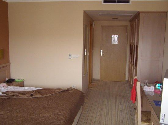 Club Hotel Miramar: Room entry