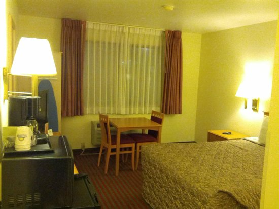 Days Inn Kent 84th Ave: the room itself