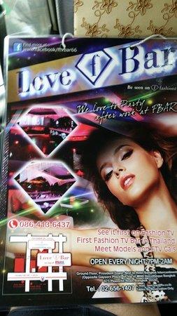 Love F Bar