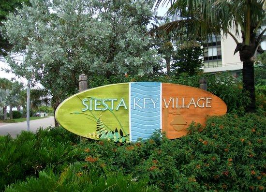 Siesta Key Village: Da Village!