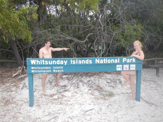Big Fury Island Tour: whitehaven beach