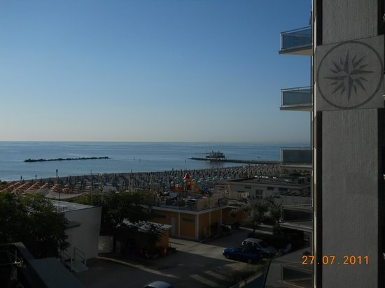 Hotel Levante: View from balcony room